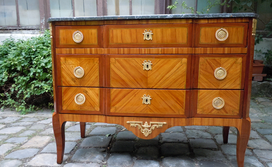 Commode Transition Restauration Cedric Sauvage Grenoble